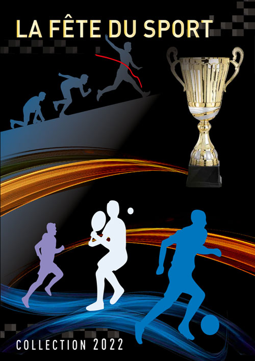 catalogue recompenses sportives