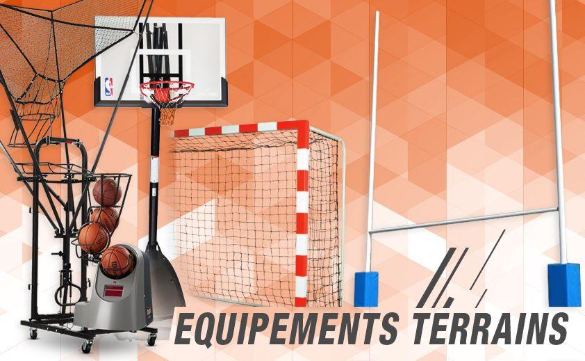 équipements terrains sport